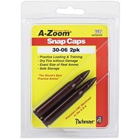 A-Zoom 30-06 Metal Snap Caps Series A - 2 Pack