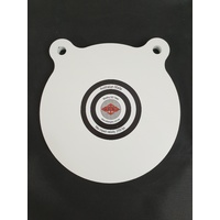 STS Targets: 200mm Round Gong - 12mm Bis 500