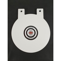 STS Targets: 400m 2 MOA Round Gong 12mm Bis 500
