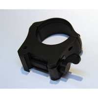 MAKmilmont 2 piece Military Mount to suit Weaver/Picatinny - 34mm rings, Base Height 12mm