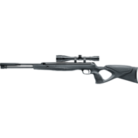 Walther LGU Varmint Underlever Air Rifle .22 Scoped