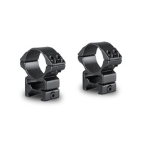 Hawke Match Ring Mounts 2 Piece Weaver / 30mm -  High