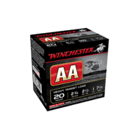 Winchester AA Target 20G 7.5 2-3/4in 28gm 25pk
