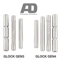 Advance Dynamic Stainless Steel Pin Set for Gen 3 Glocks