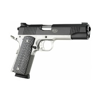 Bul Armory 1911 Government Pistol  – Black and Silver (Two Tone)