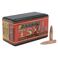 Barnes TSX .338in 210gr BT 50pk