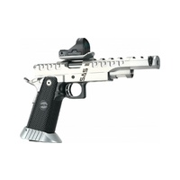 Bul Armory SAS II Ultimate Racer Pistol 9mm - Silver and Silver