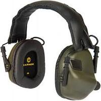 Earmor M31 Electronic Hearing Protection - Green
