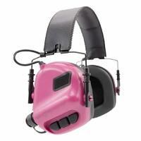 Earmor M31 Electronic Hearing Protection - Pink