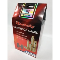 Hornady Unprimed Cases / Brass 375 Ruger - 50 Pk
