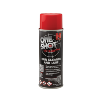 Hornady One Shot Gun Cleaner & Dry Lube 10oz Spray