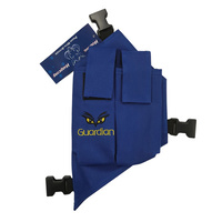 Guardian Double UHF Holder - Blue