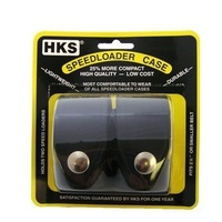 HKS 203 Double Molded Speedloader Case - Large