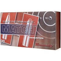Hornady Superformance Match Ammunition