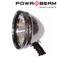 Powa Beam 245mm Hand Held 50W HID Spotlight