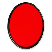 Powa Beam Spare Red Lens and Rubber 175mm suit PL175