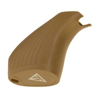 T3X Pistol Grip Std Coyote Brown