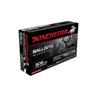 Winchester Supreme 308Win 150 Gr. Ballistic Silver Tip 20 Pack