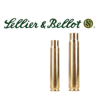 Sellier & Bellot Unprimed Cases / Brass 308 Win - 20pk