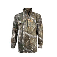 Spika Highpoint Fleece Jumper - Camo