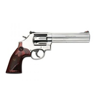 Smith Wesson 686 Deluxe .357 Cal 6 Bbl 7Shot Revolver