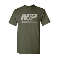 Smith & Wesson M&P by S&W Military Green Tee - XL