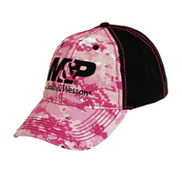 Smith & Wesson M&P Womens Pink Digital Camo Cap/Hat