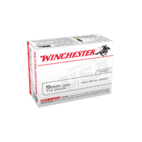 Winchester Value Pack 9mm 115 Gr. FMJ - 100 Pack