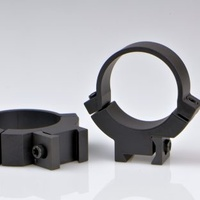 WARNE RINGS 30MM PA 3/8in STEEL MEDIUM MATTE