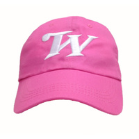 Winchester Brand Pink/White Cap
