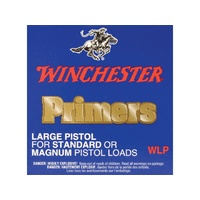 Winchester Large Pistol Primers 100 Pack
