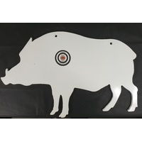 STS Targets: Wild Boar Silhouette
