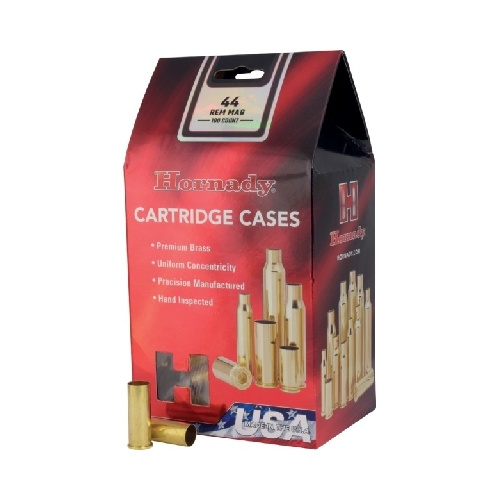 Hornady Unprimed Cases / Brass 44 Remington Magnum - 100 Pk
