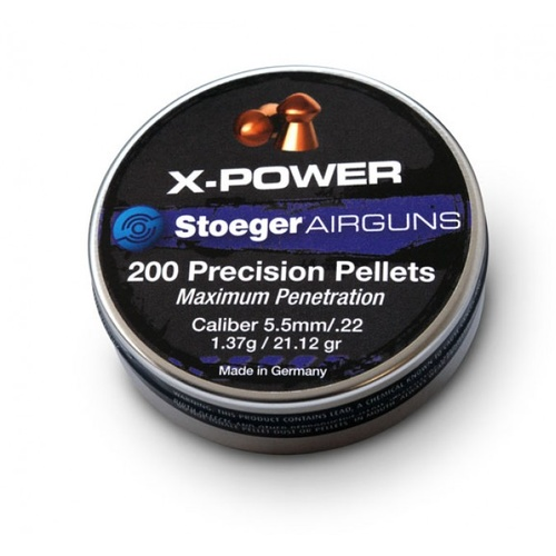 Stoeger Pellets X-Power Dome .22 (200)