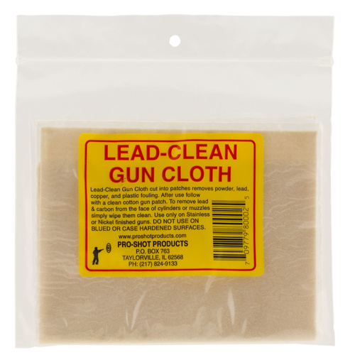 Pro Shot Lead Cleaning Cloth