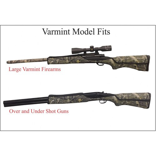 NeoGard Rifle - Camo - Varmint Rifle Cover
