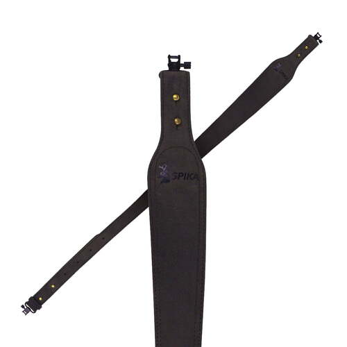 Spika Padded Leather Sling
