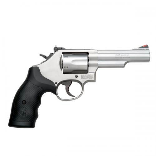 SMITH & WESSON MOD 66 357 MAG 6 SHOT 104MM
