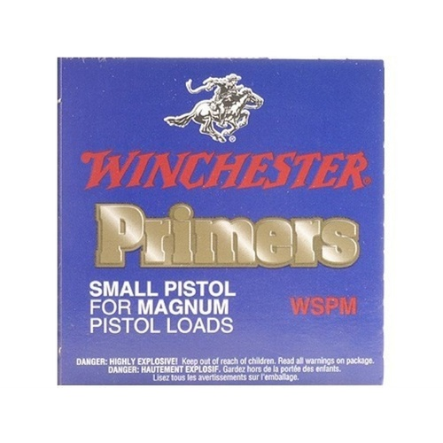 Winchester Small Magnum Pistol Primers 100pk